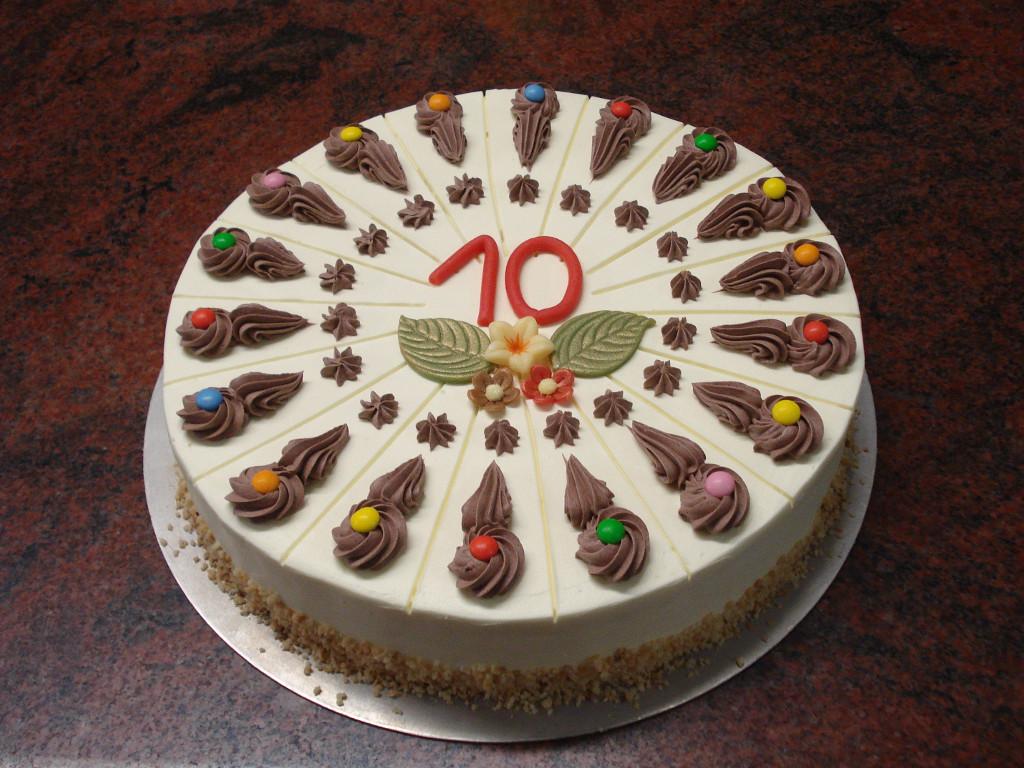 Kuchen Fur 10 Geburtstag Hylen Maddawards Com